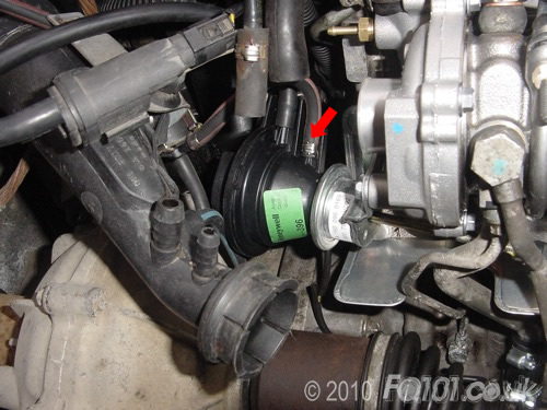 remove the rubber seal from the end of the tik and fit it on to the end of  the turbo compressor  apply some water to the rubber as this will make the