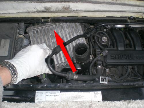 Crank Position Sensor Change
