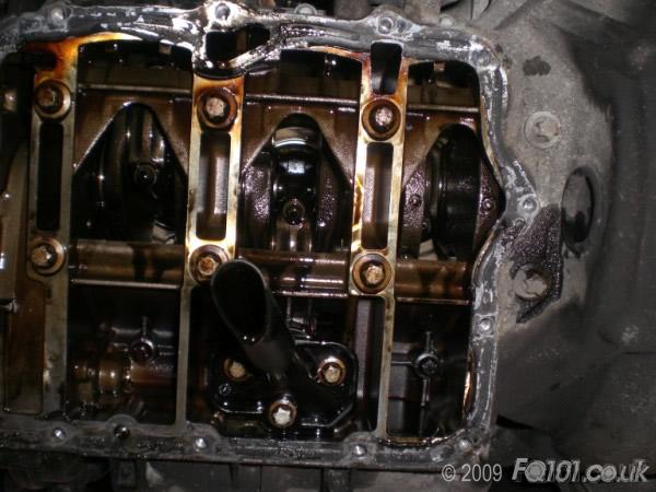 600cc engine rebuild