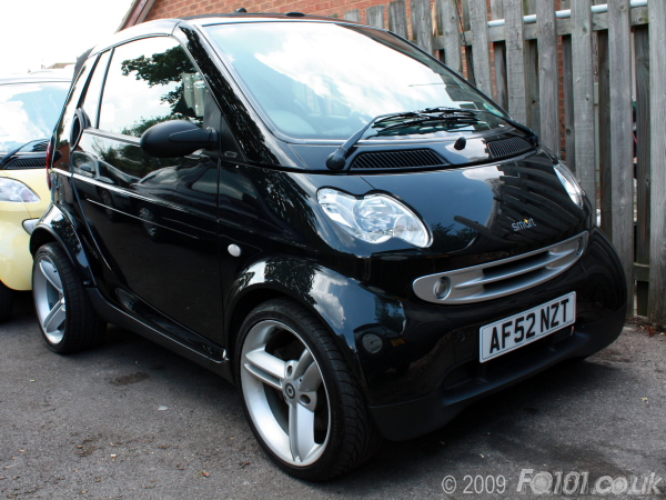 Roadster wheels spinlines these wheels look fantastic when fitted on a fortwo altavistaventures Choice Image