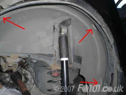 smart car fuel filter fuel filter change