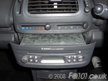Fitting An Aftermarket Stereo